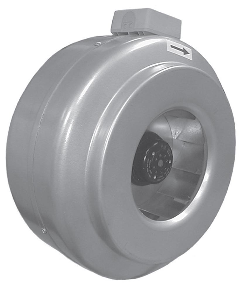 Вентилятор VERTRO VK 250/1
