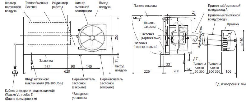Vl-100eu5-e как схема